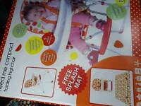 Brand new in box babys high chair
