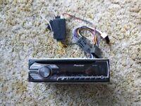 Pioneer Digital Car Radio and CD Player (DEH-4500BT)