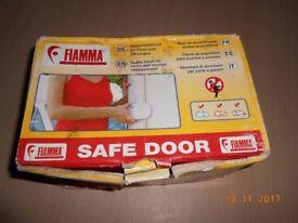 FIAMMA SAFE DOOR CARAVAN DOOR SECURITY LOCK BRAND NEW BOXED UNUSED