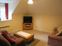 Lovely one bedroom flat in quiet location in the town of Nairn