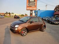 2012 Fiat 500 Sport Bluetooth + Air Climatisé