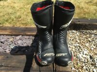 Rst tracktech evo race boots