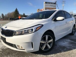 2018 Kia Forte LX+ Heated Seats, BackupCam, Bluetooth, Alloys...