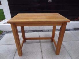 Solid Oak Brooklyn range large coffee table