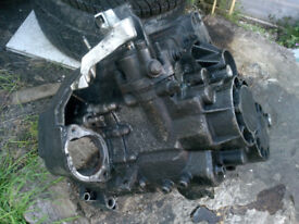GWB 6 Speed Manual Gearbox For Sale, Transporter T5 2006