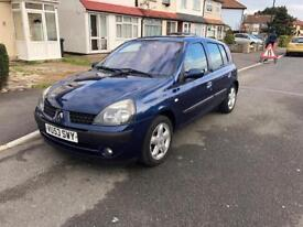 Renault Clio - £695! only 64000 Miles - 1 years mot and serviced