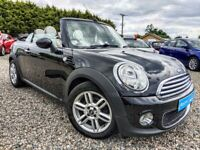 2011 Mini Cooper D Convertible 1.6 2Dr - Soft Top! Priced To Sell at only £5,950! Beautiful Example!