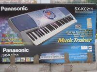 Panasonic SX-KC211 Keyboard