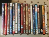 18 DVDs of Musicals - Perfect for your Mums Birthday