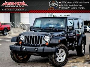 2009 Jeep WRANGLER UNLIMITED X 4x4|CleanCarProof|Power Grp|Cruis