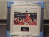1966 World Cup Authentic Signed Picture