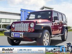 2011 Jeep Wrangler Unlimited Sport SAFETY AND RECONDITIONED