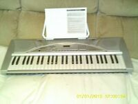 Acoustic Solutions electronic keyboard.