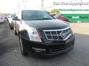 2012 Cadillac SRX Luxury | AWD | LEATHER | ROOF | CAM | HEATED S London Ontario image 1