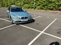 BMW, 5 SERIES, 540i, Estate, 2001, Auto, 4398 (cc), 5 doors
