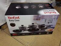 Tefal cook set pots