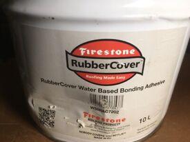 EPDM 10LTR FIRESTONE RUBBER COVER WATER BASED BONDING ADHESIVE