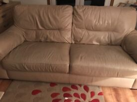 3seater, 2 seater and footstool