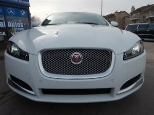 2014 Jaguar XF 3.0L AWD LUXURY SUPERCHARGED