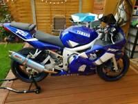Yamaha R6 2003 low miles 16k