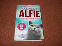 A Cat Called Alfie by Rachel Wells
