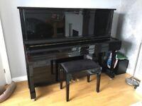 Piano-upright Gors & Kallmann