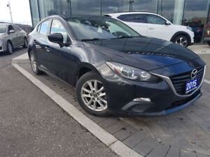 2015 Mazda MAZDA3 - BLUETOOTH - ALLOYS - BACKUP CAMERA - USB INP