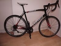 specialized allez E5,carbon fork.like new.paperwork.looks rides great.not a trek secteur giant fuji