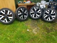 Nissan wheels