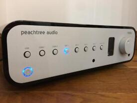 Peachtree Audio Nova Amplifier with Tube & Built-in DAC RRP£1350