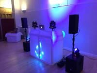 Mobile Disco Hire - 2 Fat DJs - over 20 years experience