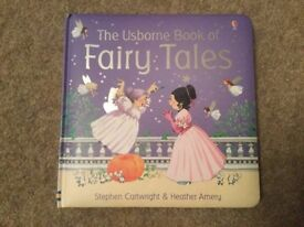 The Usborne Book of Fairy Tales - ideal present