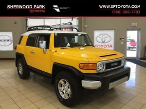 2010 Toyota FJ Cruiser Off-Road