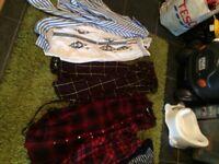 Bundle woman clothes size 12-14