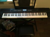 Yamaha NP-V80 Piaggero Digital Keyboard