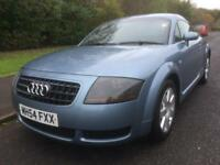AUDI TT 1.8 TURBO , TIMING BELT AND SERVICE DONE , GEN LOW MILES , MOT OCT 2018