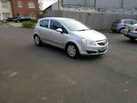 2007 reg Vauxhall Corsa ,ideal 1st car low insurance group,5 door hatchback,px welcome