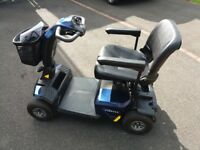 LUXURY Mobility Scooter.. Suspension, Lights, Pride Apex Finesse, Only used twice