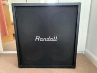 Randall 4x12 Speaker Cabinet 150W