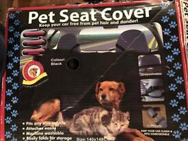 New car seat/boot cover liner
