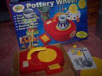Pottery Wheel - Childrens
