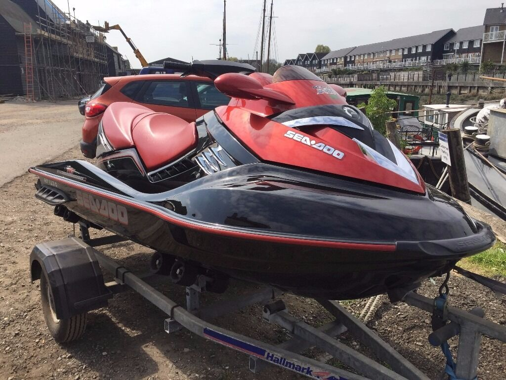 seadoo rxt 215 supercharged 2006 red black 3 seater in faversham kent gumtree. Black Bedroom Furniture Sets. Home Design Ideas