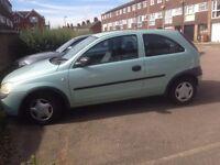 Vauxhall Corsa Club 1.0 petrol 3dr Hatchback