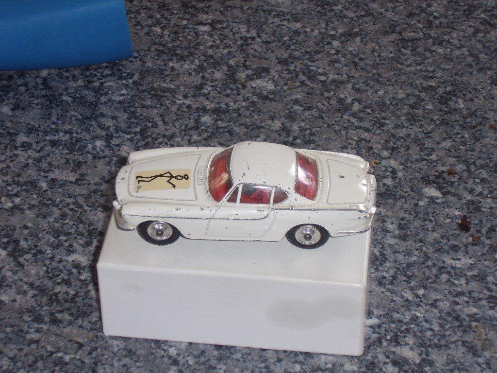 The Saints Corgi toy car