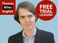 English lessons with an experienced teacher, IELTS/CAE/B2, online or face-to-face, FREE TRIAL