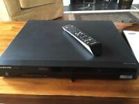 Samsung DVD harddrive.