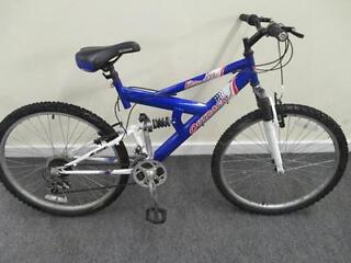 GENTS 18 INCH FRAME OUTBACK MOUNTAIN BIKE