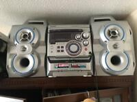 Samsung stereo surround sound system
