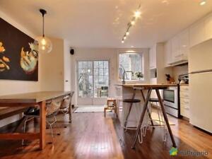 465 000$ - Maison 2 étages à Mercier / Hochelaga / Maisonneuve