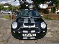 2004 Mini Cooper S 1.6 Supercharged FSH and 11 month MOT